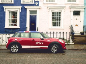 Drivy now has over 450 cars available to hire within London.