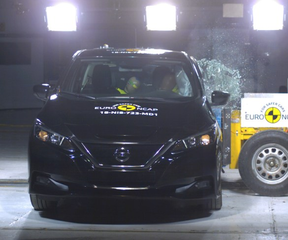 New Leaf earns five stars in tougher NCAP tests