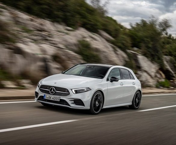 First Drive: Mercedes-Benz A-Class