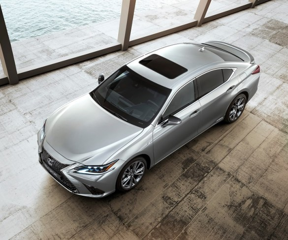 Lexus could drop GS from UK line-up
