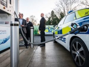 The Met will use ITM's hydrogen refuelling stations for its new Toyota Mirai fleet.