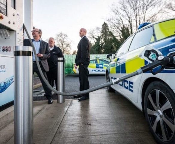 Met Police signs hydrogen fuel contract with ITM