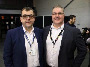 Rupert Armitage and James Macbeth of Auto Windscreens