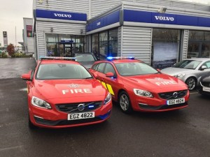 The latest additions bring the NIFRS V60 fleet to 36 cars
