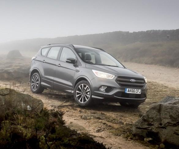 Ford hints at Kuga PHEV as diesel sales drop