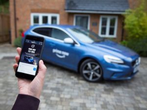 Volvo is offering V40 'Prime Now test drives' with Amazon