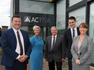 Activa Contracts new appointments