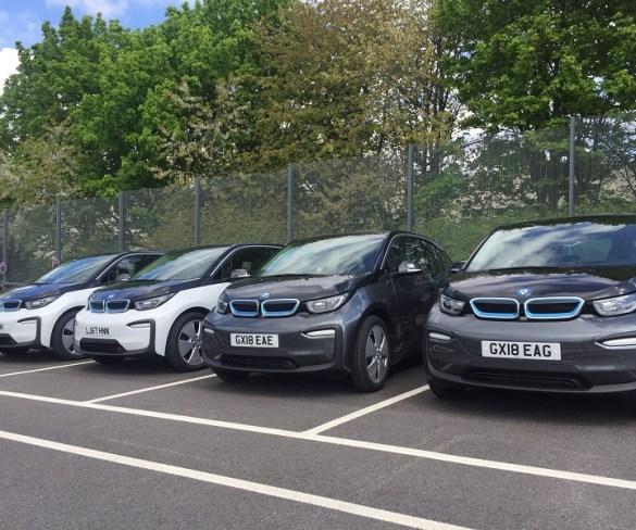 Hampshire Police steps up EV plans