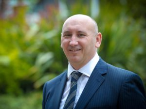 Jeff Pratt, MD of the UK Battery Industrialisation Centre (UKBIC)
