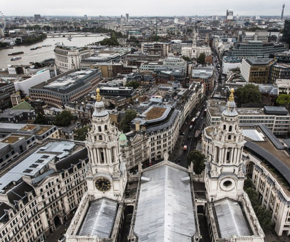 60% of vehicles in London to be electric by 2030