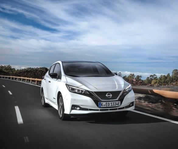 First Drive: Nissan Leaf