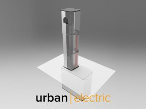 20 telescopic and retractable charge points might be installed on a single street at a time