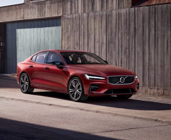 Diesel-free Volvo S60 revealed