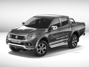 Checkatrade members can get discounts on Fiat Professional vehicles including the Fullback