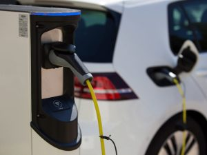 Public charging may only account for 8% of charging