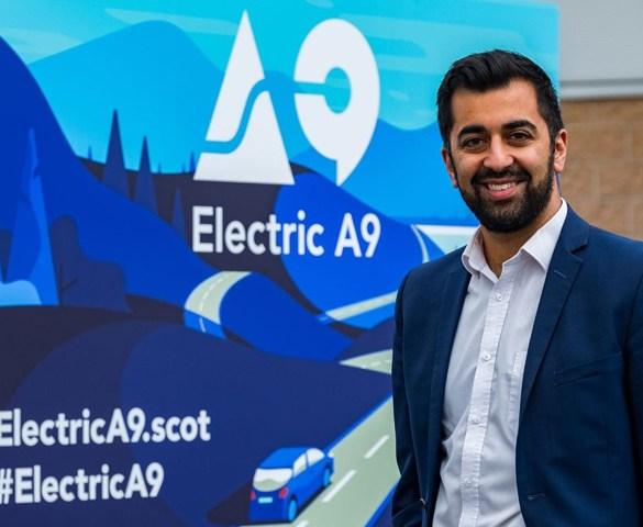Transport Scotland increases EV funding for fleets
