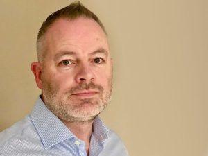 Ian Hoskins, UK sales manager, Intelligent Telematics
