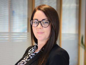 Lauren Rolfe, operations manager at FleetEurope