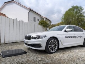 BMW wireless charging launches from July 2018
