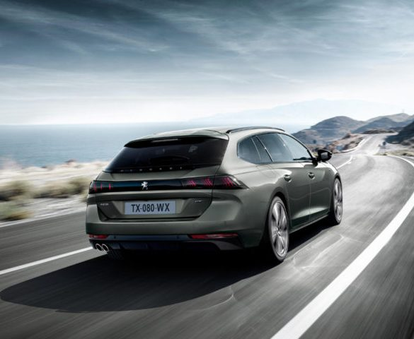 Peugeot 508 SW drives appeal of estate car sector