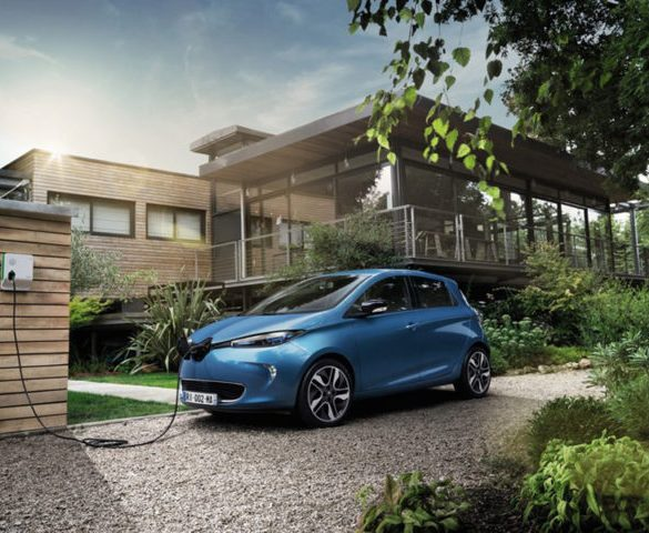 Renault to invest more than £880m in France for EVs