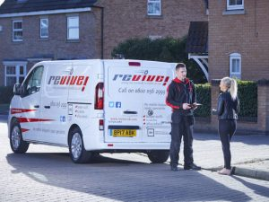 Revive! is using Ctrack to gain indepth data on its van fleet