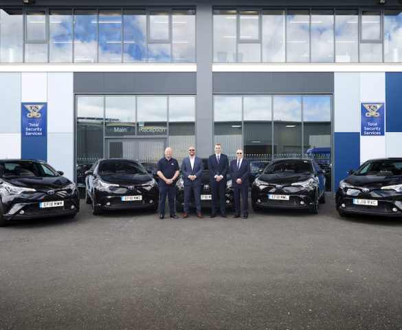 Total Security goes hybrid across fleet