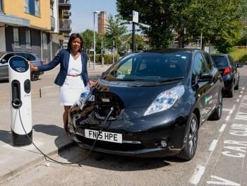 Electric Car Club launch