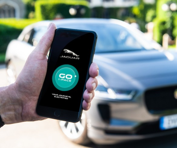 Find out how Jaguar's I-Pace could work for your fleet with new app