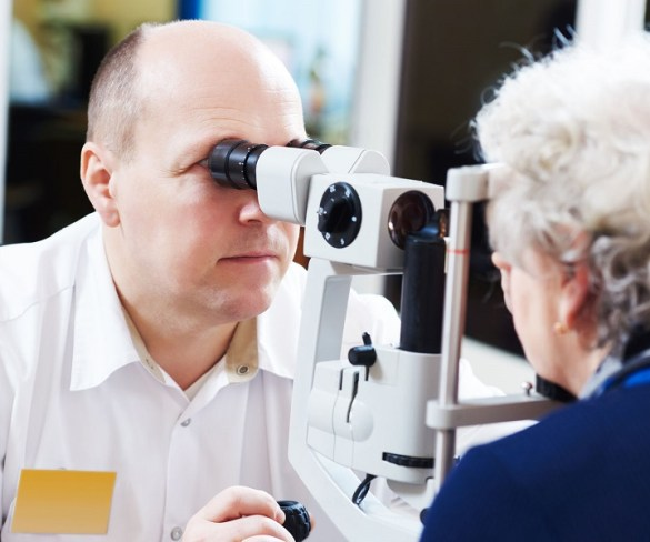Drivers' sight tests needed every ten years, says GEM