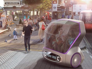 From flying cars to Mobility as a Service, the Government is looking at how technology can shape the future of transport in the UK