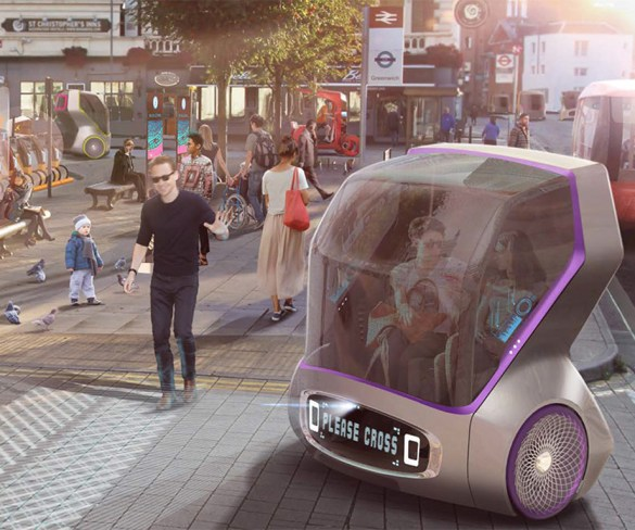 UK Government looks to car and van free cities