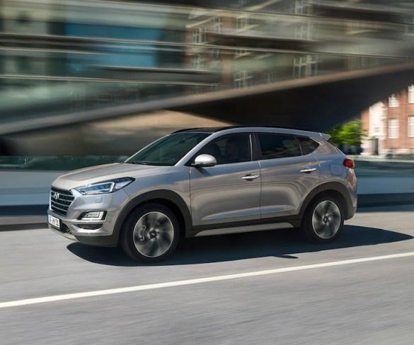 Prices revealed for 2018 Hyundai Tucson