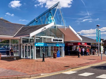 Motorway services' biggest movers in satisfaction were Heston East and Stafford South