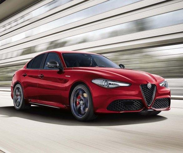 Alfa Romeo Giulia and Stelvio get Euro 6D engines