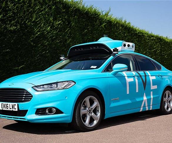 Green light given for London driverless car data gathering