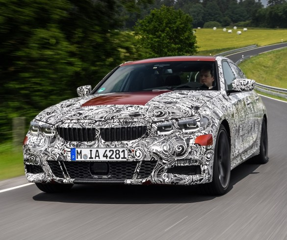 Early Drive: 2019 BMW 3 Series