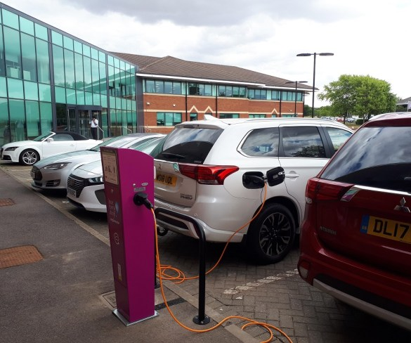 Anglian Water rolls out PAYG charging network