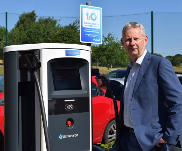 4,000 AA hotels offered free EV charging points by Chargemaster