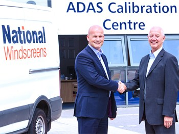 The partnership between Fix Auto and National Windscreens should speed up ADAS repairs for customers