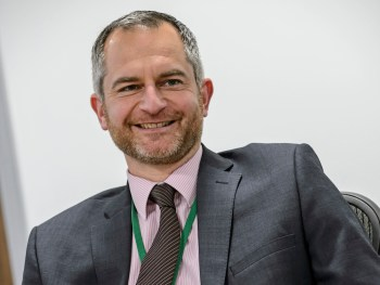 Joel Lund, service delivery director for Arval