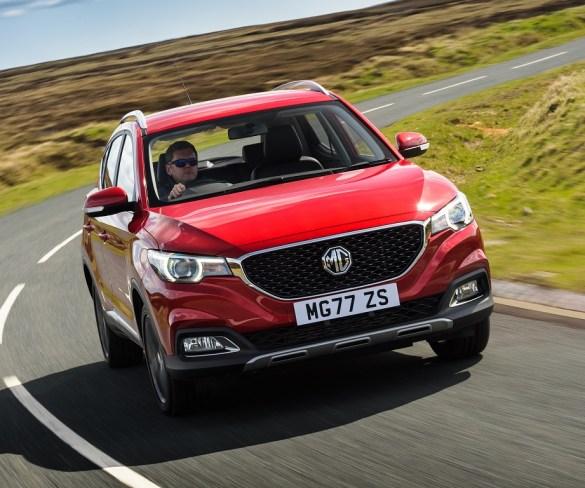 Plug-ins and SUVs to drive MG fleet growth