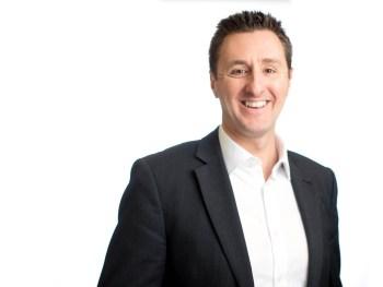 Matt Galvin, Volvo Car UK sales director