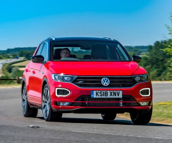 Volkswagen T-Roc gains 115g/km diesel