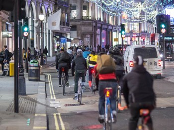 New proposals could see cyclists awarded similar penalties to car drivers