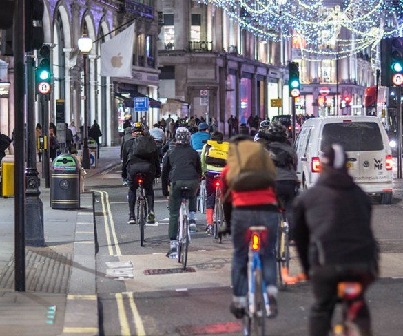 Government looks at new proposals for cycling offences