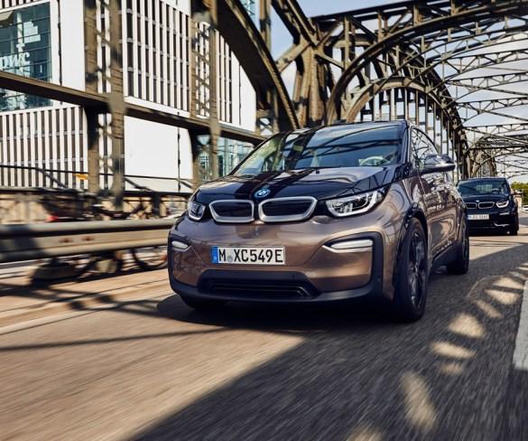 BMW i3 drops range extender