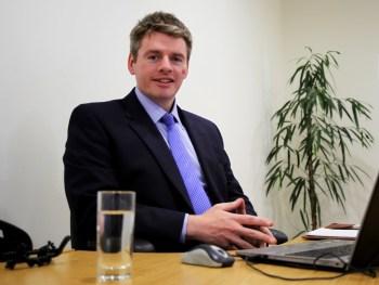 Barnaby Smith, managing director, Mediafleet