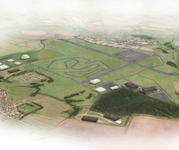 Dyson plans extensive testing facilities for new electric vehicle