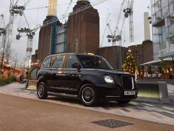 TX eCity London Taxi